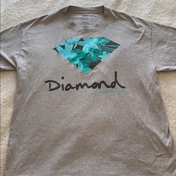 Diamond Supply Co. Other - Men's Diamond Supply Short Sleeve T-Shirt